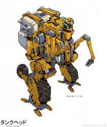 Tankhead - MANTIS by emersontung