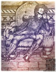 Simon Bolivar by JAHCz