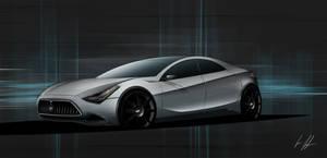 2011 Maseratti Quattroporte by Ghost21501