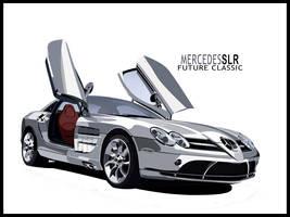Vexel Mercedes SLR by eduardoBRA