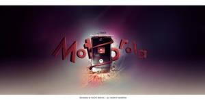 Motorola V3 BLACK by eduardoBRA