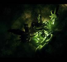swamp machine by eduardoBRA