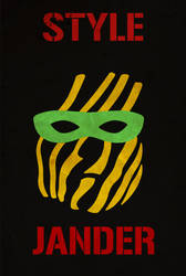 Style Jander - Poster Fouz by David-nator