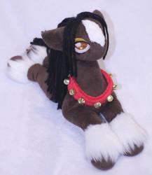 Chestnut - Small Pony - Sold by LadyLittlefox
