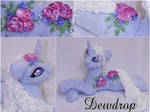 Dewdrop - Large - For Sale by LadyLittlefox