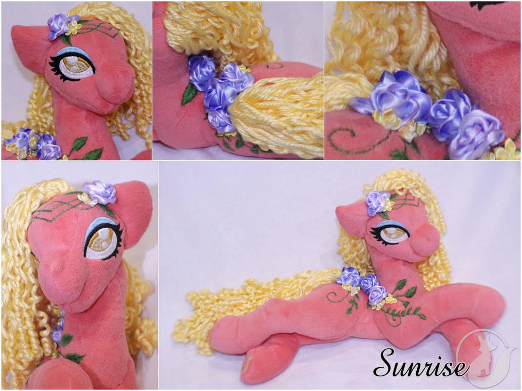 Sunrise - Large pony - On Ebay by LadyLittlefox