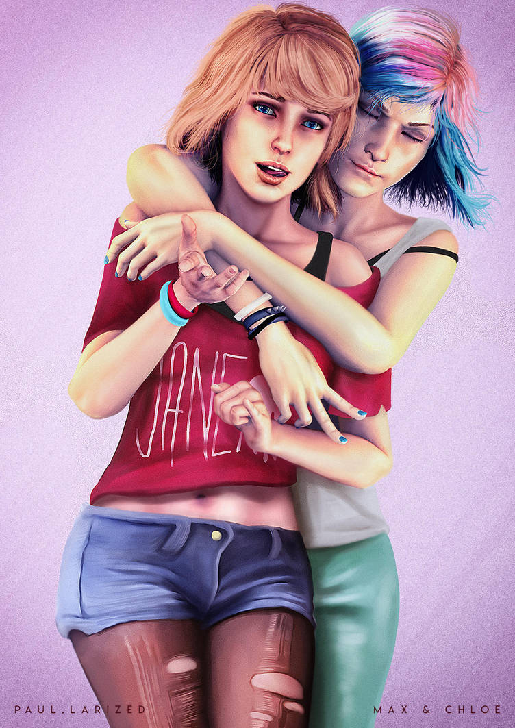 Max and Chloe by Paularized
