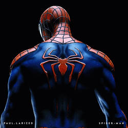 The Amazing Spider-Man by Paularized