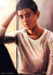 Sean Diaz by Paularized