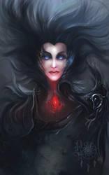 The Darkness by BettyElgyn