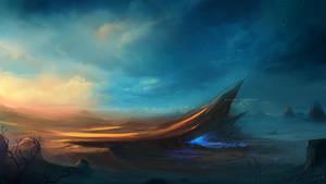 MagicDune by BettyElgyn