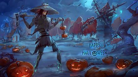 Halloween2018-HauntedMill by BettyElgyn