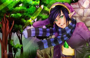 TLoZ: A Link between Worlds [Spoiler] by Malinya