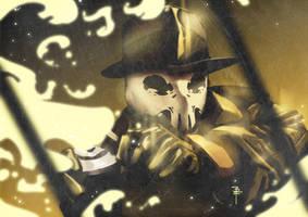 watchmen RORSCHACH by BrianFajardo