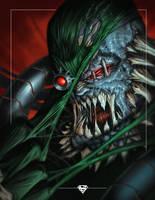 Superman Doomsday Fanart by BrianFajardo