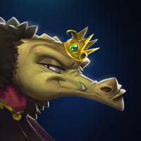 Dungeon Defenders Kobold King Portrait by DanielAraya