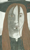 Self Portrait 2001 by JesseAllshouse