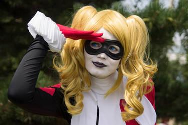 Harley Quinn by PragueShitaiCT