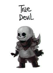 Devil by renmargo