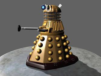 Dalek by aawebb81