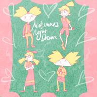 Midsummers night dream by PinkHitman