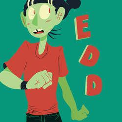 Edd2 by PinkHitman