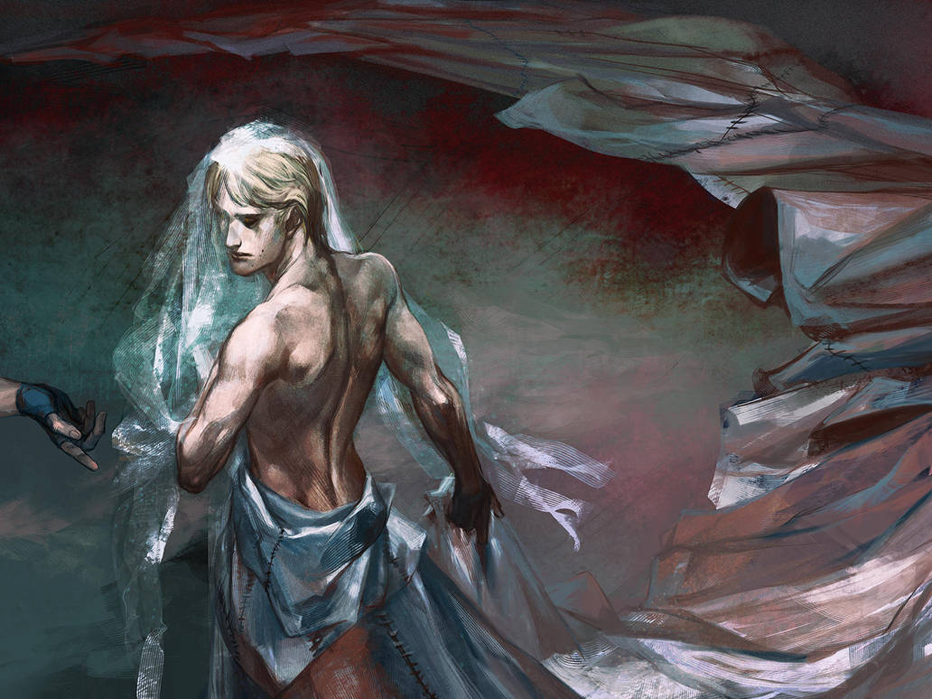 The Bride by RisingMonster