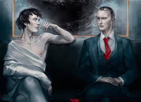 Sherlock BBC: Why can't I make you feel by RisingMonster