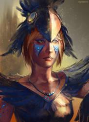 My Liberty: Chloe Price, Life Is Strange by RisingMonster