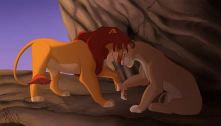 Good Morning, Mom by Mganga-The-Lion