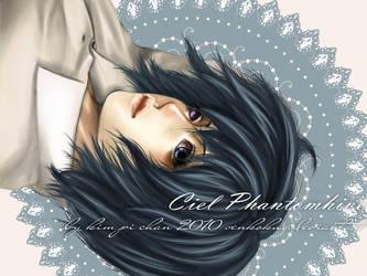 -Ciel Phantomhive- by Senkoku