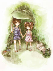 I love my little sister by Senkoku