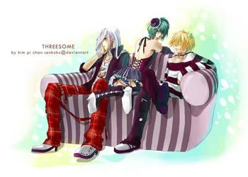 THREESOME by Senkoku