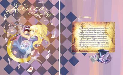 Alice in Wonderland by Senkoku