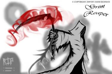 Grim Reaper by HelixIce
