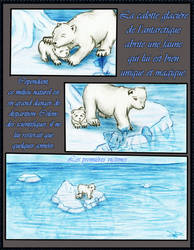 polar bears -2- by Sassille