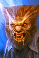 Mark Spears Monsters 'Wolfman' by markman777