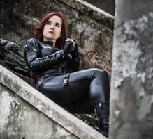 Black Widow by Windelle