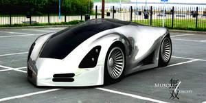Concept Car by mus0u