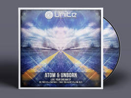 Unite Records | Atom by CrisTDesign