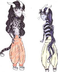 Two by ranmaru-chan