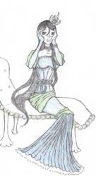 Princess Blue by ranmaru-chan