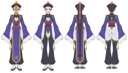 Jiang Shi concept by louten