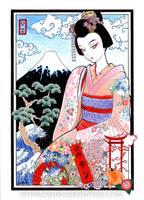 Geisha by louten