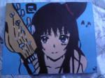 mio akiwama by deehkunXD
