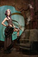 Steampunk by MattFrederick