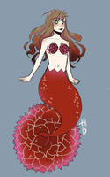 Mermaid Adopt Auction! Open by DixieLuve