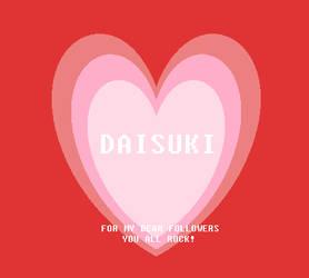 VDAE 2K18 - DAISUKI by OldandNewShowsForevs