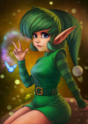 Saria by mindcore53