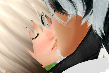 ::Kiss:: by Silith2002